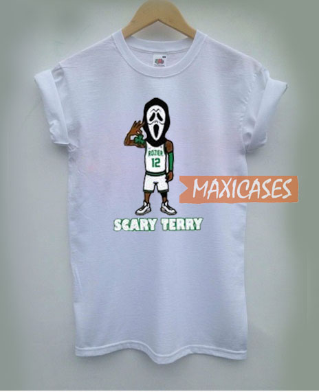 d43da3136c1e Scary Terry T Shirt Women Men And Youth Size S to 3XL