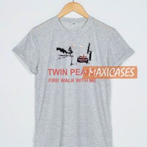 Twin Peaks Fire Walk T Shirt