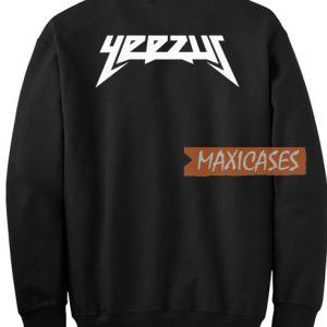 Yeezus Black Sweatshirt