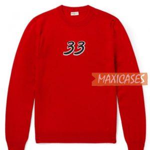 33 Korean Sweatshirt