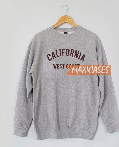 California West Coast t-shirt