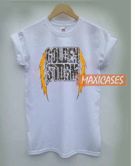 01d4bb65be4 Golden Storm T Shirt Women Men And Youth Size S to 3XL