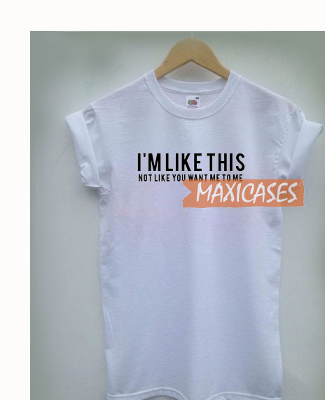 Milk This Not Like You Want Me To Me T Shirt