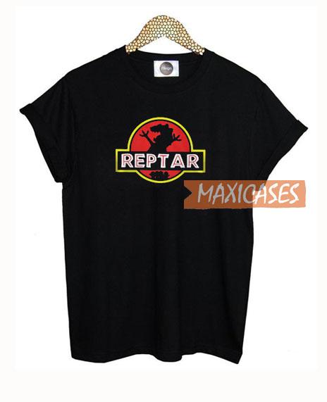Reptar Jurassic Park T Shirt