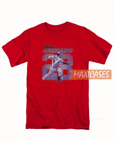 Nolan Arenado 28 T-shirt