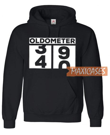 Oldometer 40 Hoodie