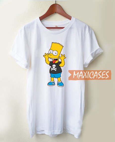 b1091745 Bart Simpson T Shirt Women Men And Youth Size S to 3XL