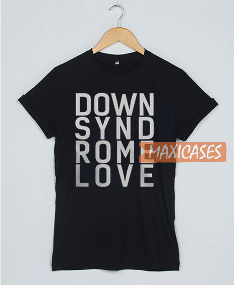 Down Syndrome Definition T Shirt