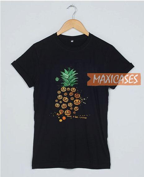 Halloween Pineapple PumpT Shirt