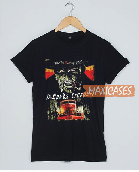 Jeepers Creepers T Shirt