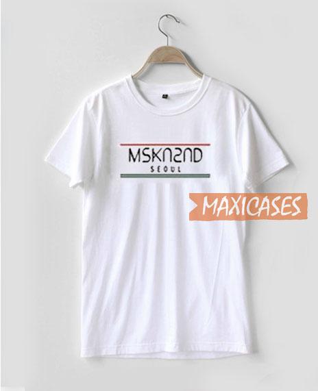 MSKN2ND Seoul T Shirt