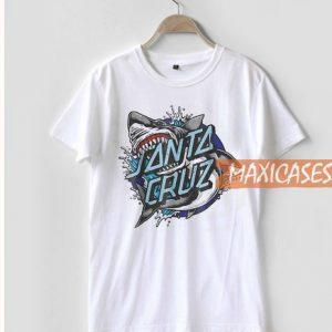 Santa Cruz Shark T Shirt