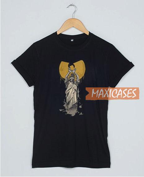 Wu Tang Clan Liberty T Shirt T Shirt