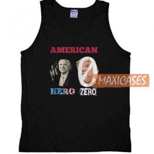 American Hero Zero Tank Top
