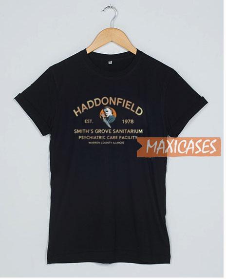 Haddonfield Est 1978 T Shirt