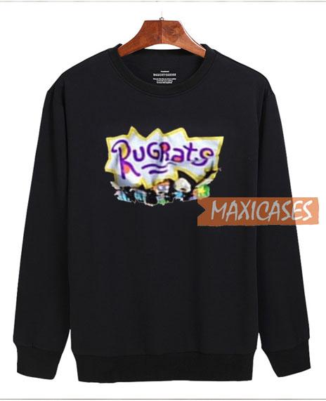 Rugrats Bleached Sweatshirt