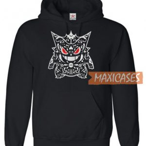 Your Nightmare Is Here Gengar Hoodie