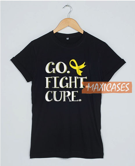 Go Fight Cure T Shirt