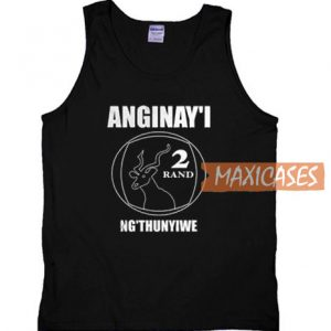 Anginay'i 2 Rand Tank Top