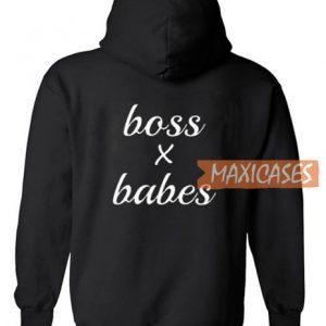 Boss X Babes Hoodie