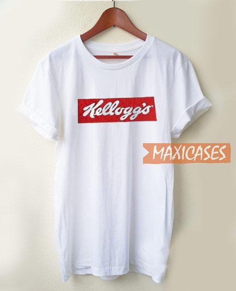 KELLOGG'S Logo T Shirt