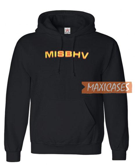 Misbhv Font Hoodie