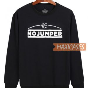No Jumper Sweatshirt