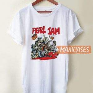 Pearl Jam Halloween T Shirt