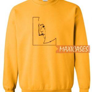 Smoke Girl Sweatshirt