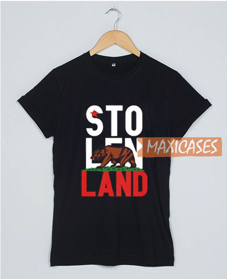 Stolen Land T Shirt