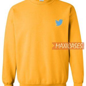 Twitter Logo Sweatshirt