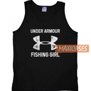 Under Armour Fishing Girl Tank Top
