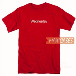 Wednesday T Shirt