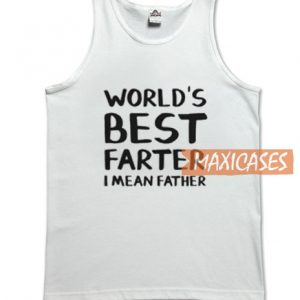 World's Best Farter Tank Top