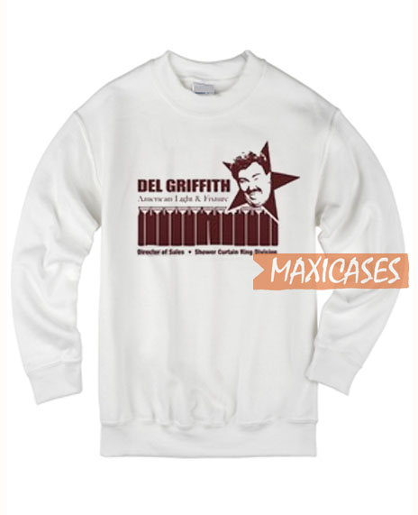 Del Griffith American Light Sweatshirt