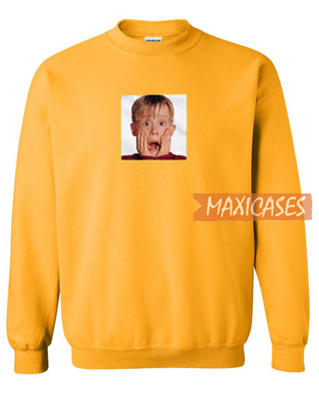 Home Alone Kevin Cheap Sweatshirt