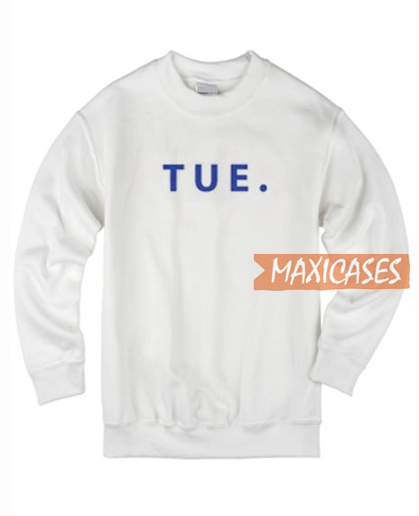Jean TUE. Sweatshirt