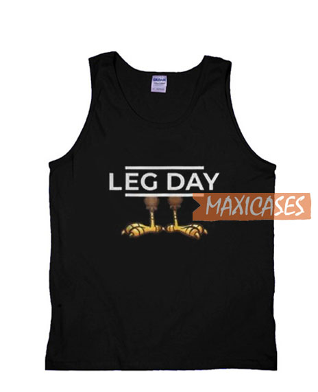 Leg Day Workout Tank Top