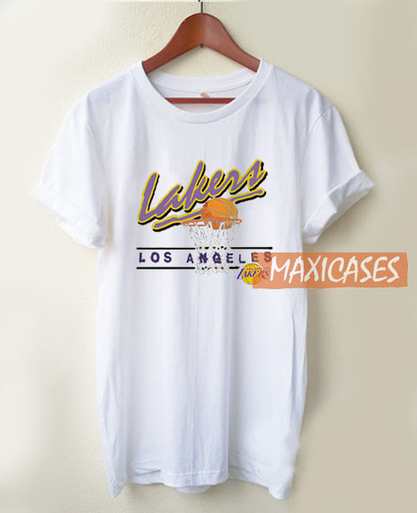 Los Angeles Lakers T Shirt Women Men And Youth Size S to 3XL f792569f7