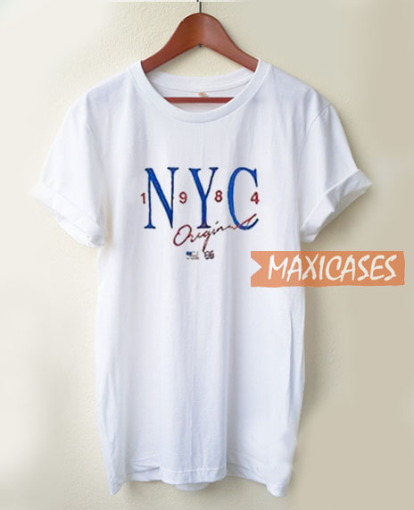 NYC 1984 Original T Shirt