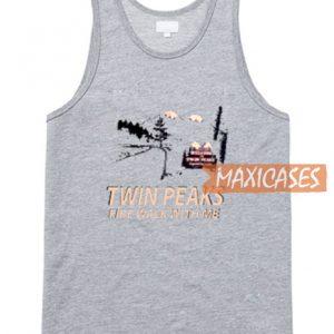 Twin Peaks Fire Walk Tank Top