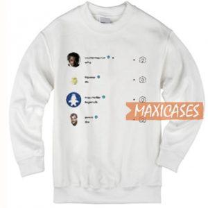 Why Do Legends Die Sweatshirt