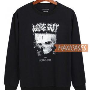 Wipe Out Demon Angel Sweatshirt