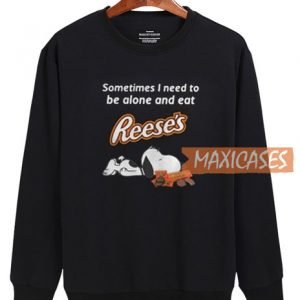 Sometime I Need To Be Alone Sweatshirt