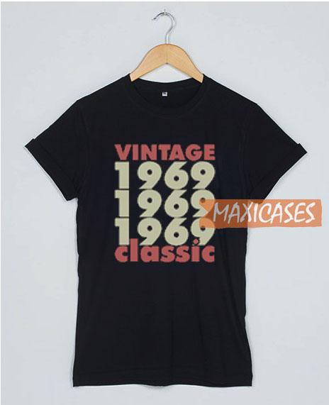 1969 2019 50 Years T Shirt