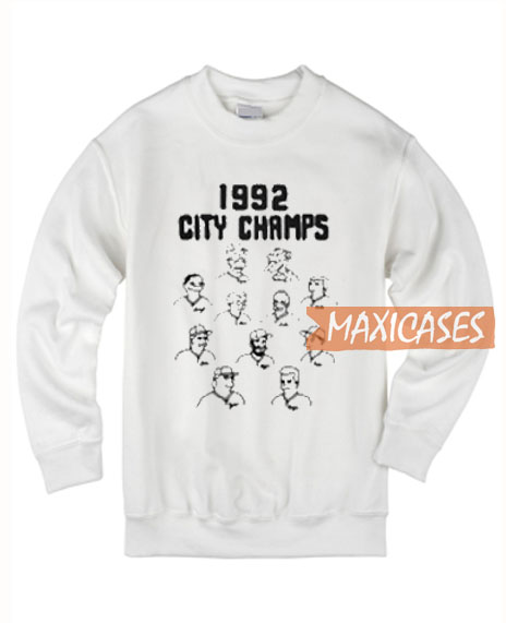 1992 City Champs Sweatshirt