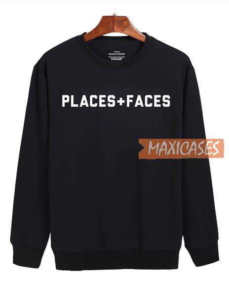 2018 Places + Faces Sweatshirt