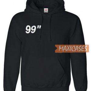 99 Number Hoodie