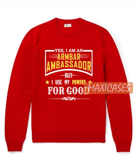 ArmBar AmbassadoArmBar Ambassador Sweatshirt