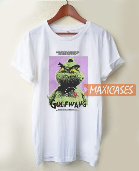 Golf Wang Grinch T Shirt